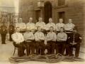 Coatbridge Tug of War Team 1890s