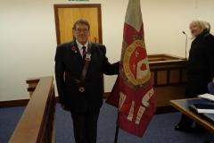 Lanarkshire Police Memorial Service 2014