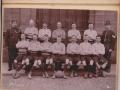 Coatbridge Burgh Footbl team circa 1900
