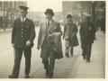 Coatbridge Burgh Inspector and Detective 1920s on Main St