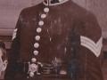 Coatbridge Burgh Police Sergeant circa 1900