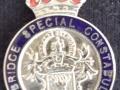 Coatbridge Burgh Police Special Constable Badge a
