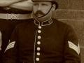 Sergeant Coatbridge Burgh 1890s