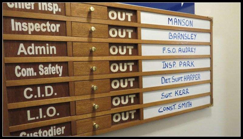 Availlability-Board